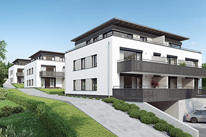 Penzkofer Bau Wohnungsbau Geschosswohnungsbau