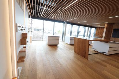 Penzkofer Bau Ausstellung