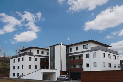 Penzkofer Bau Wohnungsbau