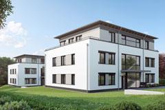 Penzkofer Bau Wohnungsbau Referenzen