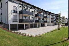 Wohnungs- und Geschosswohnungsbau Penzkofer Bau